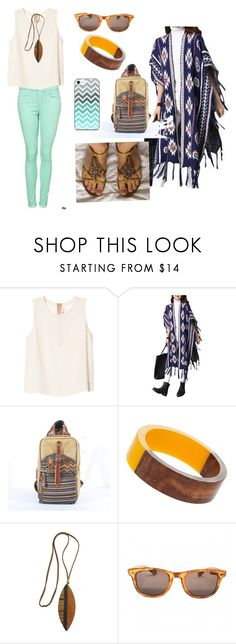 """My Africa🐒🖤"" by ayalugueva ❤ liked on Polyvore featuring Marni, Dorothy Perkins and NOVICA"