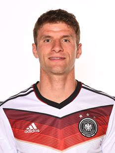 Thomas Müeller (Germany): Silver Boot (5 goals, 3 assists) AND Silver Ball. - Brasil World Cup 2014