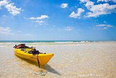 Kayak at Anclote Key | Flickr - Photo Sharing!