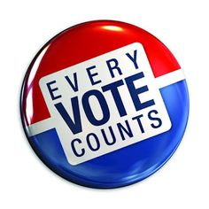 Top 10 Tuesday — Top 10 Reasons to Vote (Today) TUESDAY, NOVEMBER 8, 2016 (Election Day)  cynthiascolorfulmess.com