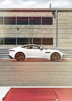 Jaguar F-Type R Coupe at Circuit of the Americas