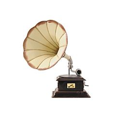 Old Modern Handicrafts Decorative 1911 Edison 1.1 Opera Phonograph & Reviews | Wayfair
