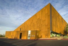 Arabian Library in Scottsdale by richärd+bauer