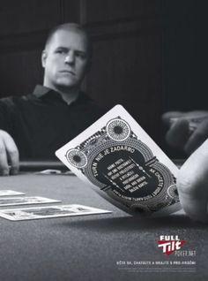 Full Tilt Poker - Card by Creo | Y&R - Print