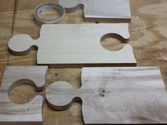 Puzzle Cutting Boards Archives - Mader Made It