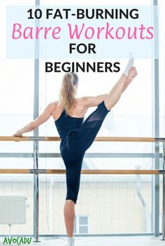 These fat-burning barre workouts for beginners are great before almost all of them require no equipment at all! An ordinary chair is all you need for most and they are workouts at home! via -- PCOS Exercise PCOS Workout Quick Weight Loss Tips, Weight Loss For Women, Ways To Lose Weight, Losing Weight, Reduce Weight, Weight Gain, Workout For Beginners, Yoga For Beginners, Beginner Yoga Workout