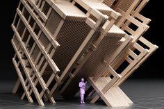 Maqueta conceptual (Chris Precht)