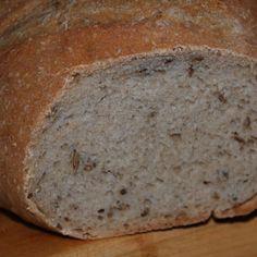 Seeded Rye Bread