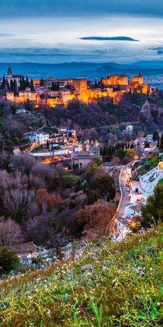 La Alhambra, Granada (Spain)