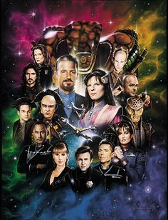 babylon 5 | Comes with Certificate of Authenticity