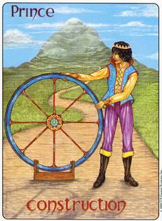 Dating the Knight of Pentacles