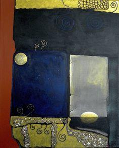 Découvrez l'artiste Isabelle Breguet, peintre et écrivaine.