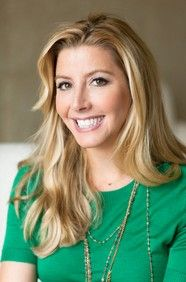 Sara Blakely, the creator of Spanx, and one of the first women to be a self-made billionaire. You go girl!