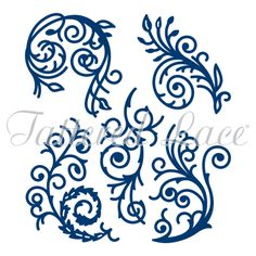 Florentine Flourish (D224) | Tattered Lace