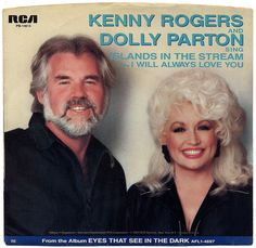 Find a Kenny Rogers Duet With Dolly Parton - Islands In The Stream first pressing or reissue. Complete your Kenny Rogers Duet With Dolly Parton collection. Shop Vinyl and CDs. Country Music Artists, Country Music Stars, Country Singers, Dolly Parton Kenny Rogers, Musica Country, Islands In The Stream, 80s Music, Kinds Of Music, Retro