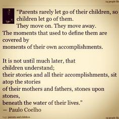 Children- Paulo Coelho