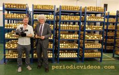 Inside the Bank of England's Gold Bullion Vault #GoldInvesting #GoldCoins