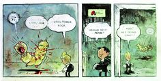 Al Columbia's Pim and Francie Continue Their Adventures in New Works   Hi-Fructose Magazine