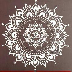 Mandala Design with Ohm