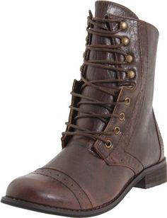 2 Lips Too Women's Too Liberty Ankle Boot