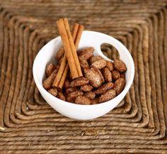 Cinnamon Roasted Almonds