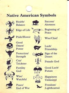 Native Cherokee Symbols and Meanings - Yahoo Image Search Results