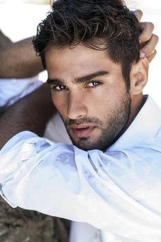 Most Beautiful Man, Beautiful Eyes, Gorgeous Men, Beautiful Things, Oscar Wilde, Hairy Men, Bearded Men, Ricardo Baldin, Good Morning World