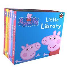 Peppa Pig: Little Library by Ladybird https://www.amazon.com/dp/1409303187/ref=cm_sw_r_pi_dp_x_J2B9xbX0DS61R