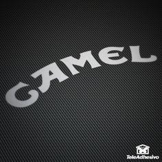 Pegatina Camel #camel #pegatina #adhesivo #tuning #moto #TeleAdhesivo