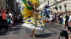 Gallery: Brazilian fever as samba dancers converge on Helsinki ...