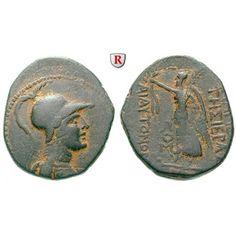 Römische Provinzialprägungen, Seleukis und Pieria, Apameia am Orontes, Autonome Prägungen, Bronze Jahr 276 = 37/36 v.Chr., ss:… #coins