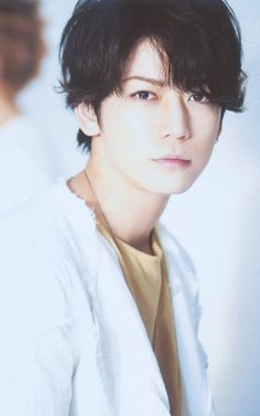 Kamenashi Kazuya...seriously?? Is he an angel or what?! Being so perfect and all...