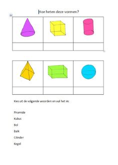 juf+Lenny:+3D+vormen+Pluspunt