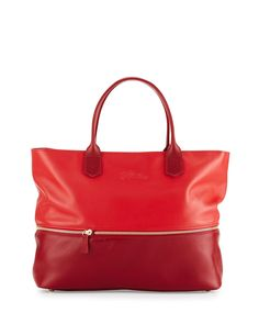 5ad880ecf636 Longchamp 2.0 Expandable Tote Bag