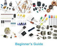 Complete Guide for Tech Beginners - Electronic Modifications and Cool Gagets - Electronics Projects, Electronic Circuit Projects, Electronics Components, Arduino Projects, Electronic Engineering, Electrical Engineering, Electronics Gadgets, Robotics Projects, Electronics Accessories