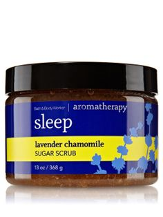 Aromatherapy Sugar Scrub in 'Sleep Chamomile,' $16 - 19 Holiday Gifts For Mom - Seventeen