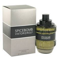 Spicebomb Eau De Toilette Spray By Viktor & Rolf