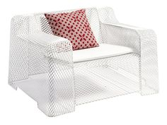 Armchair IVY Ivy Line by EMU design Paola Navone