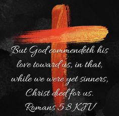 To Remember Christ Perfect  Sacrifice Everyday of our lives. No One outside of Him Saves..