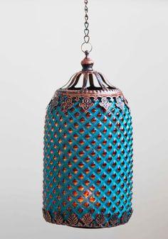 Home Decor - World Travels Fast Lantern