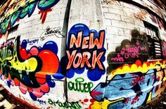 Best Street Art Sites
