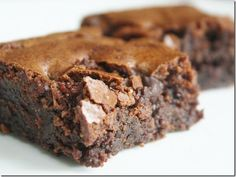 Almond Flour Brownies! Gluten free