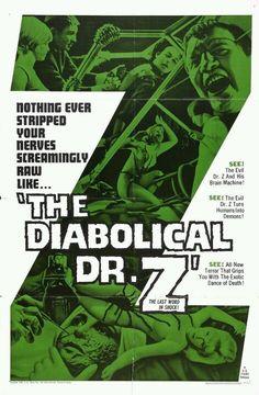 """The Diabolical Dr. Z"" (1966)"