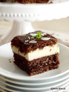 Sweets Recipes, No Bake Desserts, Cake Recipes, Cooking Recipes, Polish Desserts, Polish Recipes, Sweets Cake, Cupcake Cakes, Other Recipes