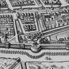 De vroegste geschiedenis van Hoorn