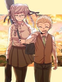 16 Best Kuzupeko images in 2019 | Anime, Danganronpa characters