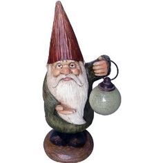 Gnomes The Lamplighter