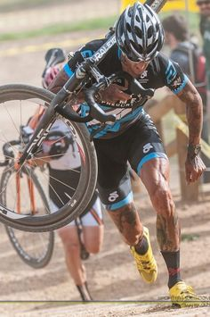 Try cyclocross they said, it'll be fun they said