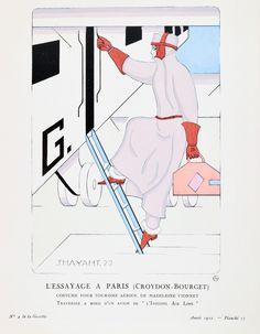 thayat - l'assayage a paris -may 1922Tumblr