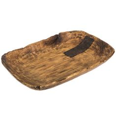 Textured Wood Tray Round Wood Tray, Wooden Dough Bowl, Wooden Cabins, Print Coupons, Galvanized Metal, Tray Decor, Wood Slices, How To Distress Wood, Real Wood